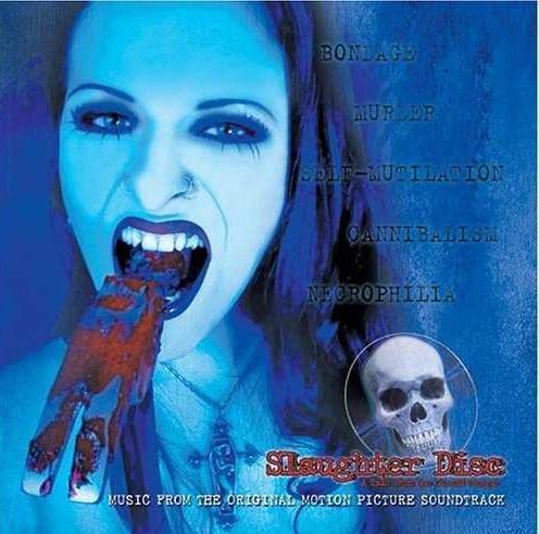 Slaughter Disc [Steel Web Studios] Kristen Quitmeyer