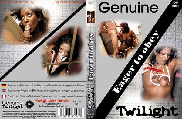 Eager To Obey [Genuine Films] Tied tits