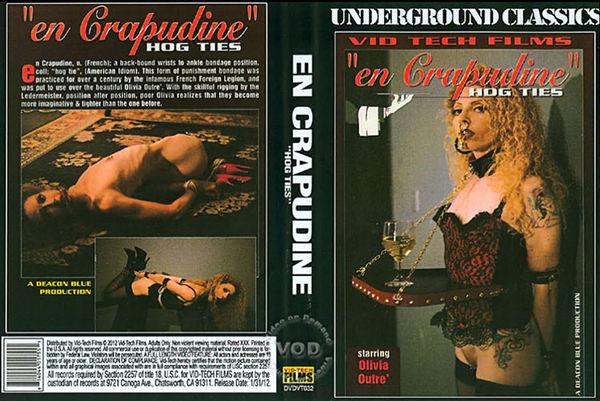 En Crapudine [Vid-Tech Films] Olivia Outre