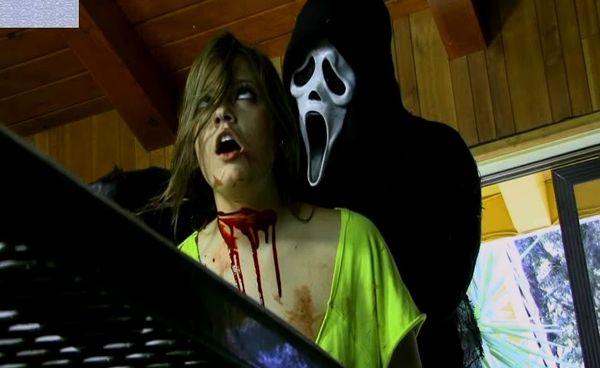 Scream #2 Halloween Night - Ashlyn Leigh - Psycho Thrillers Films