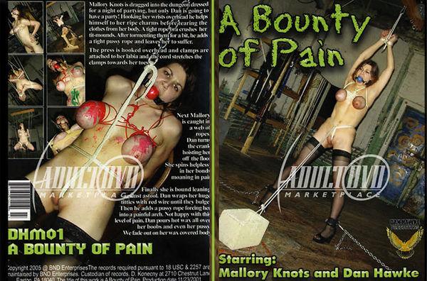 Bounty Of Pain [Dan Hawke Productions] Mallory Knots